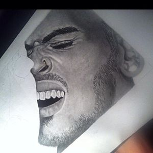 unfinished Chris Brown