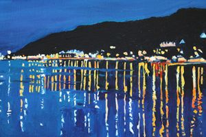 Mumbles in the Night Time