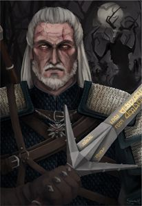The Witcher - White Wolf