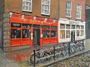 The Shack Restaurant, Dublin - Holewinski
