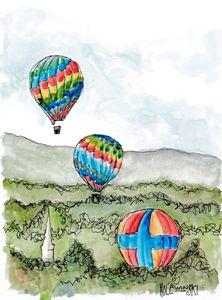 Three Balloons Charlottesville
