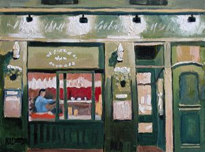 Latin Quarter Cafe    [SOLD] - Holewinski