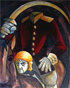 Headless Horseman - Holewinski