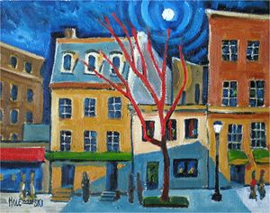 Connecticut Avenue   [SOLD] - Holewinski