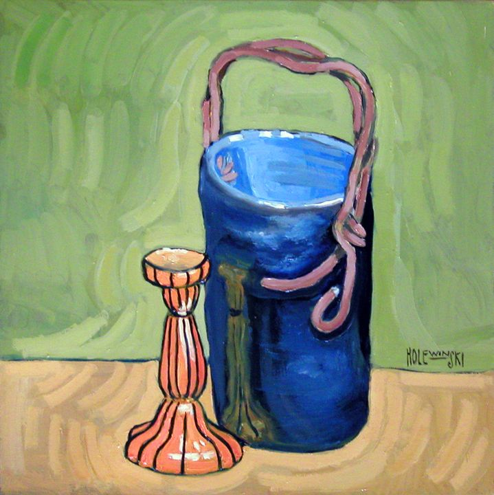 Garron Pot   [SOLD] - Holewinski