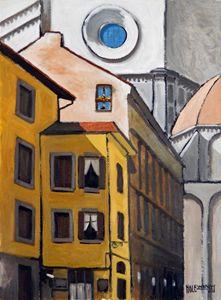 The Duomo In Firenze [SOLD] - Holewinski