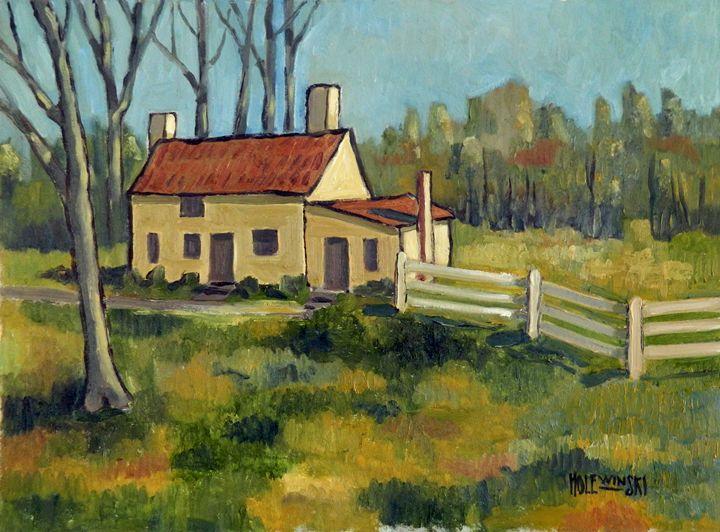 Country House Near Princeton - Holewinski