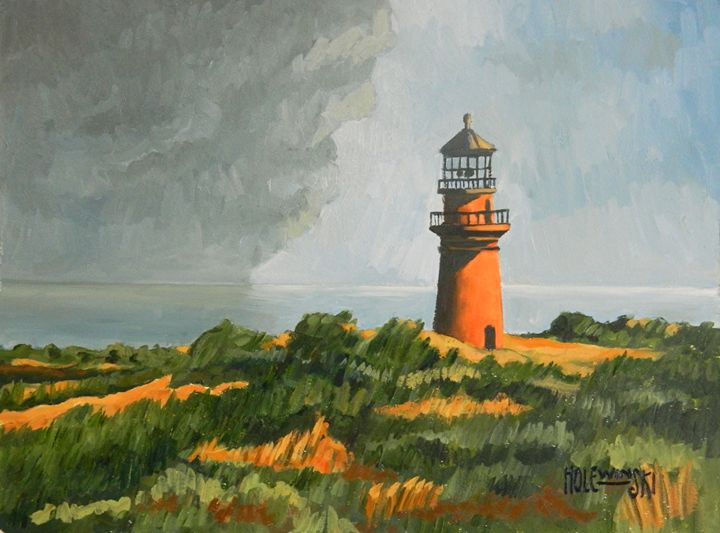 Gay Head Lighthouse - Holewinski
