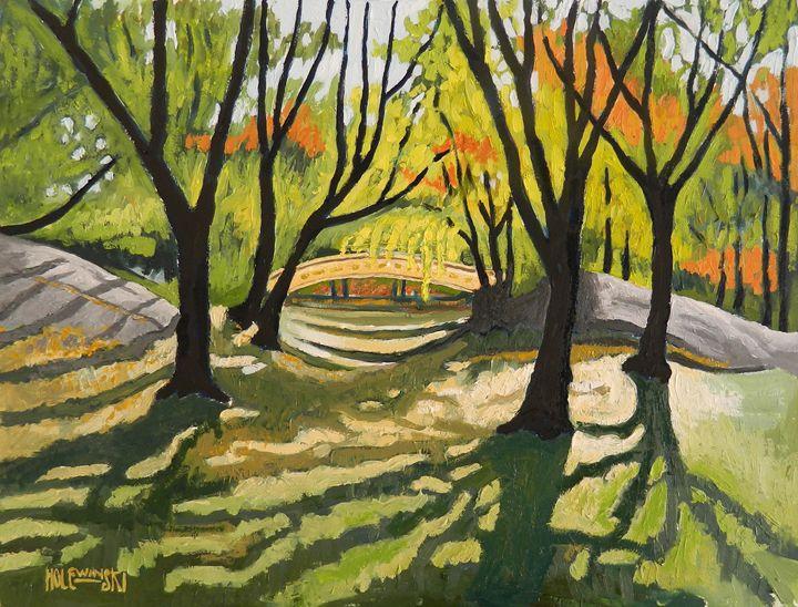 Central Park - Holewinski
