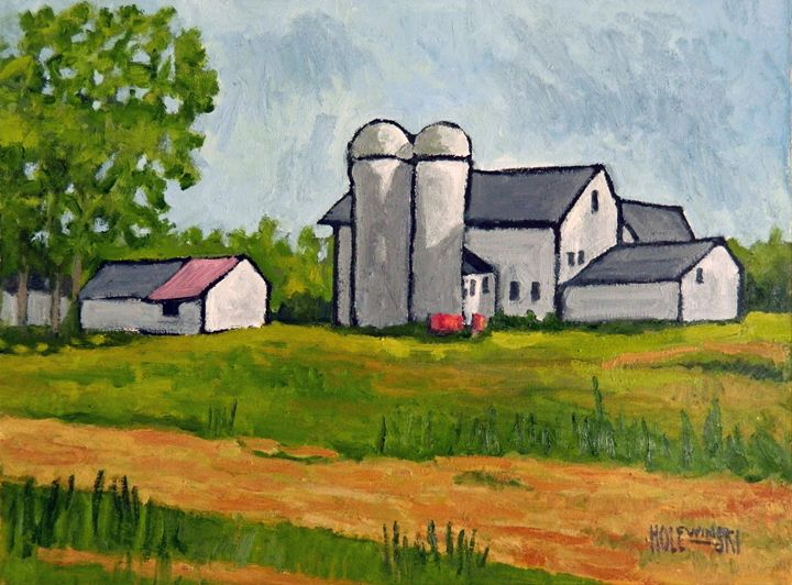 Farm In Colts Neck - Holewinski