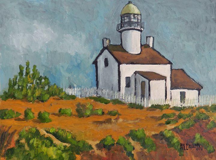 Cape Nada Lighthouse - Holewinski