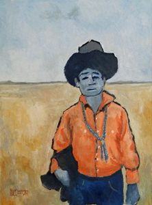 The Orange Shirt - Holewinski