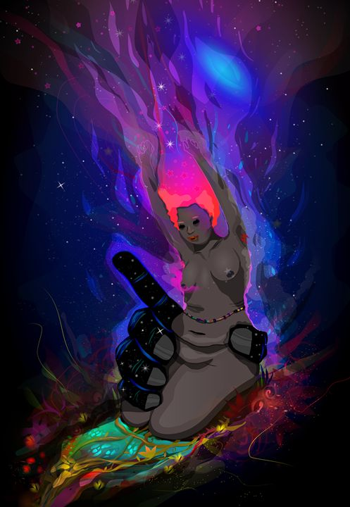 Embraced by Space - Ixnivek