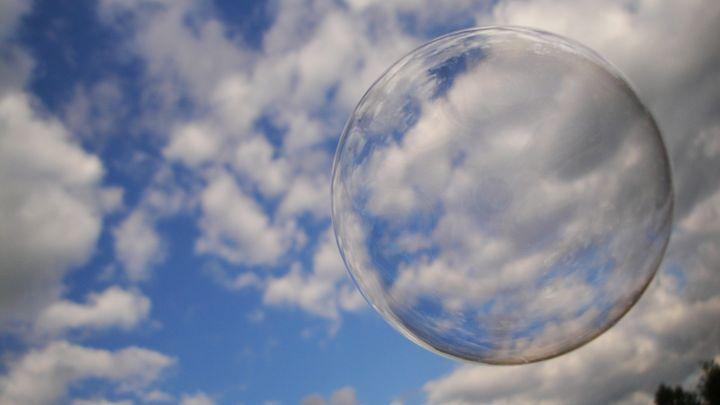 bubble in the sky - jamie-art