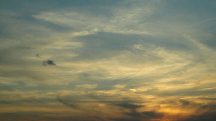 orange sky - jamie-art