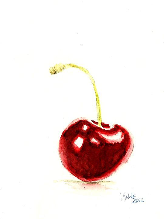 Cherry Bomb - Anne's ARTS