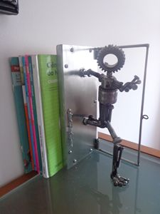 Bolt and Nuts figure