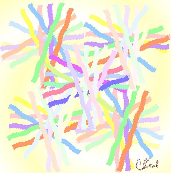 Streamers Art - MannyBell