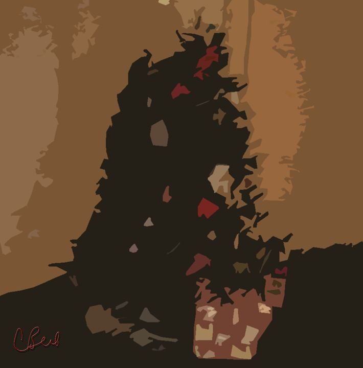 Christmas Tree - MannyBell