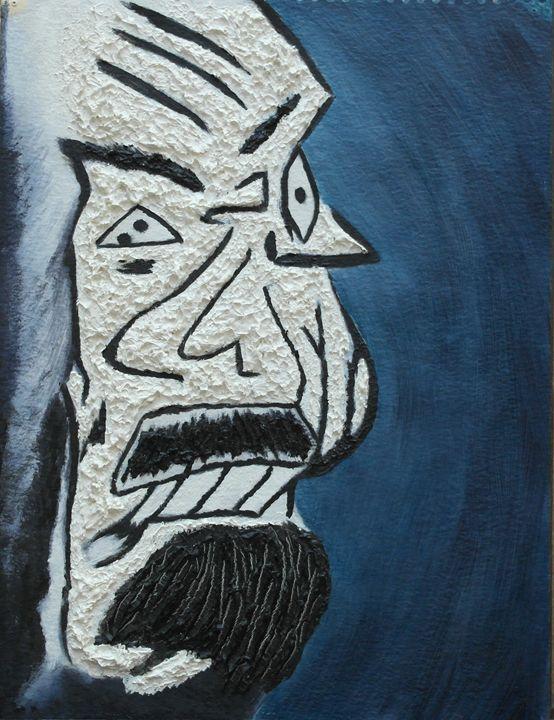 Self at Dusk - B Alan Heisler