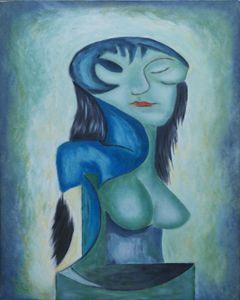 Portrait of Cherise