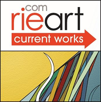 rie art current works gallery - Works by Carolyn Rie