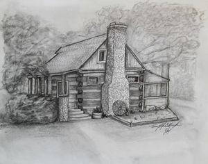 Old Matt's Cabin