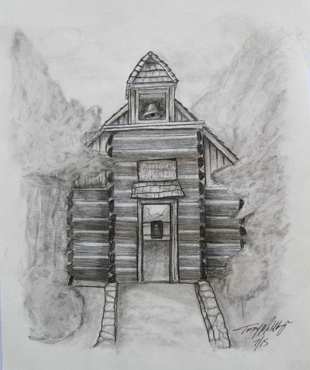 Wilderness Church - Tony McCullough