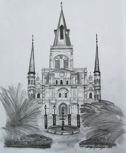 New Orleans Jackson Square - Tony McCullough