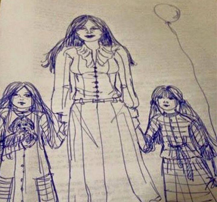 Three of Us - Susana María Rosende