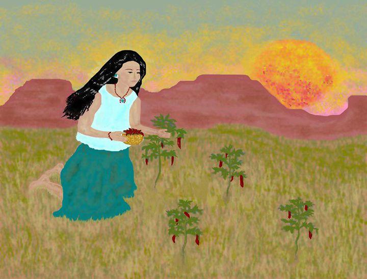 Summer Harvest - C. K. Boyd Art