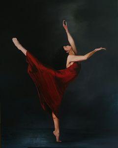 Danza Roja. Fausti Adán.