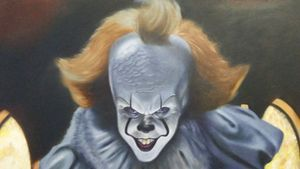 """Pennywise from """"It""""(2017)"""