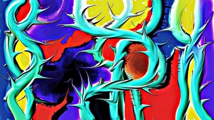 subconscious blue - ARTWORK ELECTRIC.COM