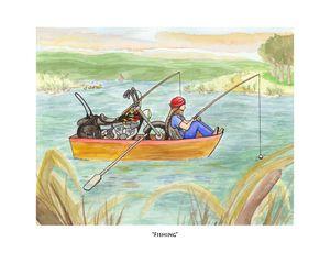 Fishing - D. Koehler