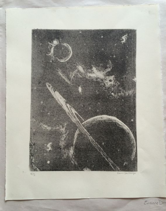 Planets in Space 4/5 - Evanne Deatherage