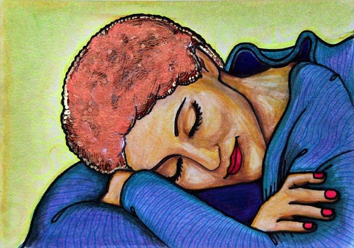 Dreaming - Paula_Fridman