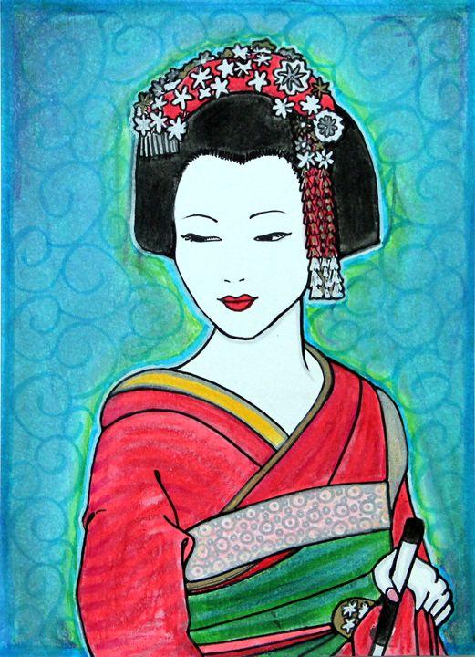 Japanese - Paula_Fridman