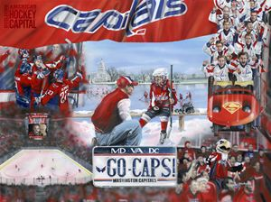Go Caps - John Kiernan