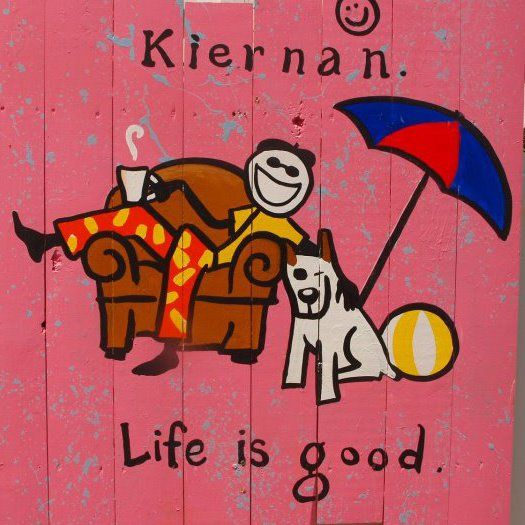 life is good; kiernan - John Kiernan