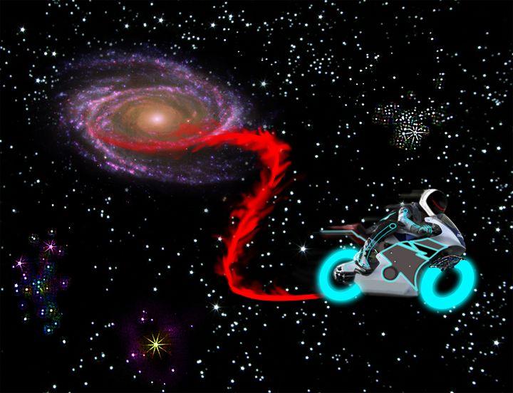 Space Ride - NICO