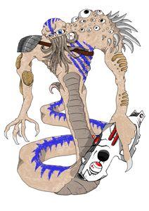 Alien Warrior Ralph