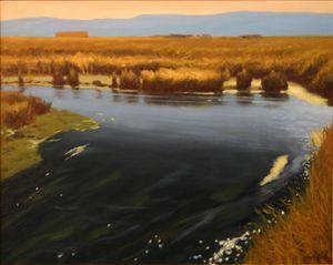 Tranquil Wetlands