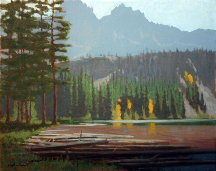 Sawtooths Lake - DoyleShaw