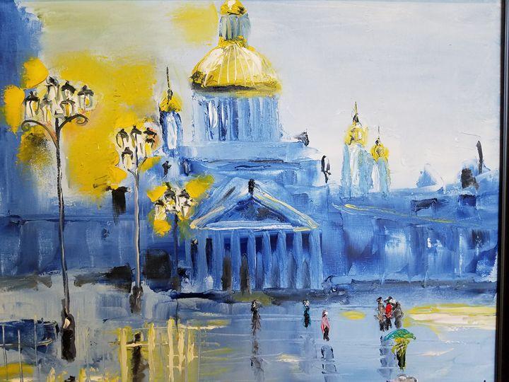 Saint Petersburg - Vlad Solomaha