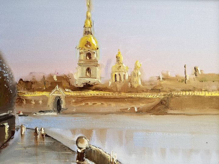 Peter and Paul Fortress - Vlad Solomaha