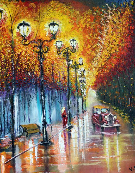 Lights - Vlad Solomaha
