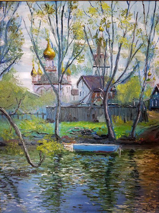 Spring - Vlad Solomaha