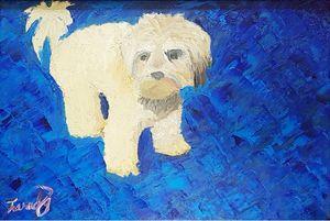 Puppy - GluberArt