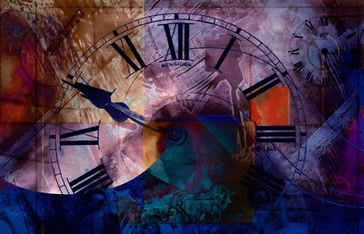 Time - Lothar B. Piltz